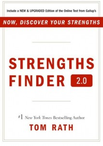 Strengths Finder Book